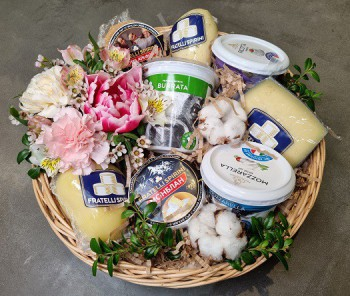 Подарочный набор №10 - Fratelli Spirini - производство сыров в Екатеринбурге