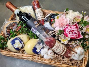 Подарочный набор №12 - Fratelli Spirini - производство сыров в Екатеринбурге