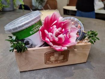 Подарочный набор №4 - Fratelli Spirini - производство сыров в Екатеринбурге