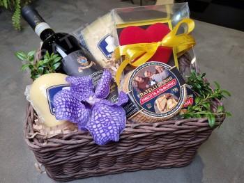 Подарочный набор №7 - Fratelli Spirini - производство сыров в Екатеринбурге