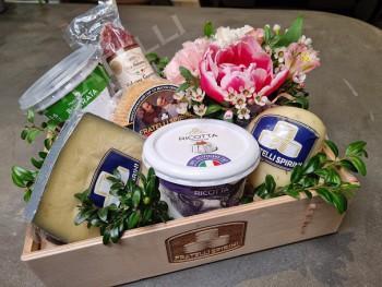 Подарочный набор №9 - Fratelli Spirini - производство сыров в Екатеринбурге