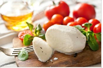 Моцарелла в рассоле 2 шт - Fratelli Spirini - производство сыров в Екатеринбурге