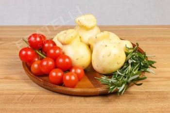 Скаморца с розмарином - Fratelli Spirini - производство сыров в Екатеринбурге
